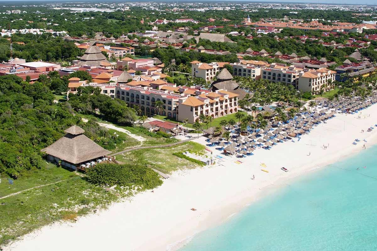 Sandos Playacar Beach  Sandos Hotels  Sandos Playacar